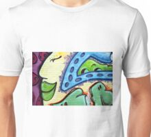 Graffiti Beauty Unisex T-Shirt