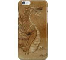 Der Drache iPhone Case/Skin