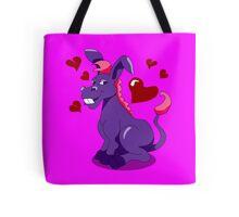 Love Donkey Tote Bag