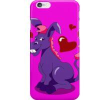 Love Donkey iPhone Case/Skin