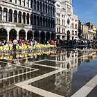 Postcard from Venice by Georgia Mizuleva