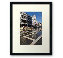 Postcard from Venice Framed Print