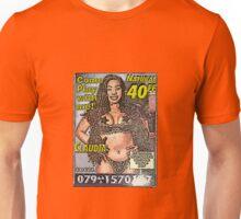 Sexy Claudia Unisex T-Shirt