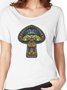 The Great Mushroom in the Sky Women's Relaxed Fit T-Shirt