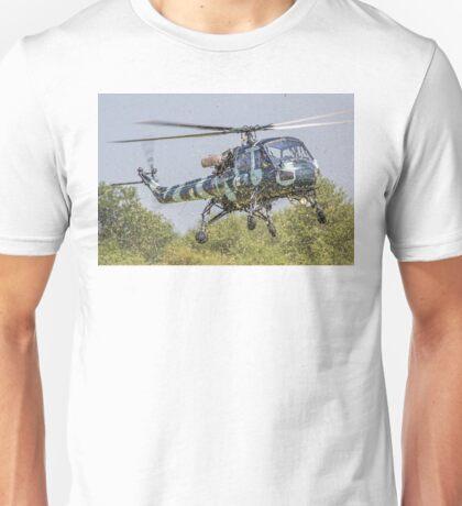 Westland Wasp HAS.1 XT787 G-KAXT Unisex T-Shirt