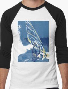 SURF TIME Men's Baseball ¾ T-Shirt