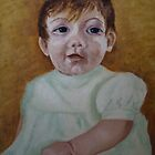 Child - Oil Painting by lezvee
