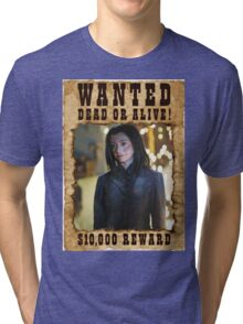Buffy Dark Willow Wanted 1 Tri-blend T-Shirt