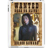 Buffy Dark Willow Wanted 1 iPad Case/Skin