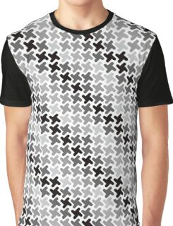 Retro Shapes Graphic T-Shirt