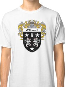 O'Donnell Coat of Arms/Family Crest Classic T-Shirt