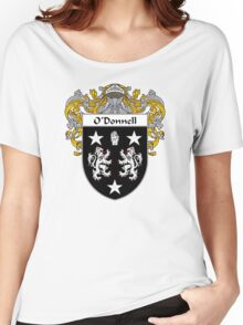 O'Donnell Coat of Arms/Family Crest Women's Relaxed Fit T-Shirt