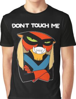 DONT TOUCH ME Graphic T-Shirt