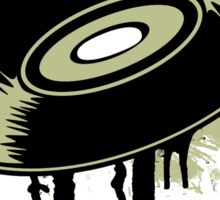Vinyl Splatter Sticker