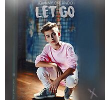 Johnny Orlando - Let Go Photographic Print