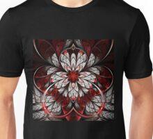 Bleeding - Abstract Fractal Artwork Unisex T-Shirt