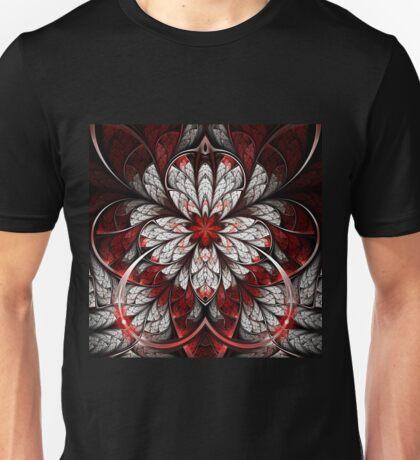 Bleeding - Abstract Fractal Artwork T-Shirt