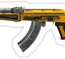 CS:GO AK-47 Fuel Injector Sticker