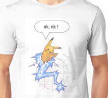 Math Pikachu Unisex T-Shirt