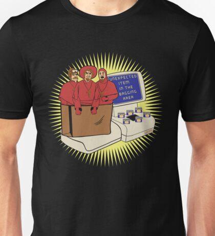 Unexpected Item - Dark shirts Unisex T-Shirt
