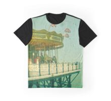 Carousel by the Sea Graphic T-Shirt