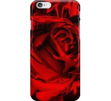 Red for the Holidays iPhone Case/Skin