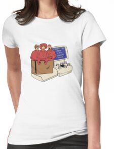 Unexpected Item - Light shirts Womens Fitted T-Shirt