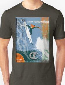 SURF TIME 4 Unisex T-Shirt