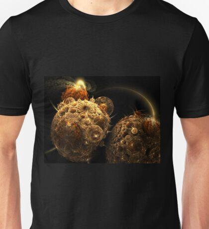 Gravity - Abstract Fractal Artwork T-Shirt