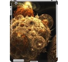Gravity - Abstract Fractal Artwork iPad Case/Skin