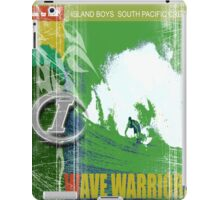 SURF TIME 5 iPad Case/Skin