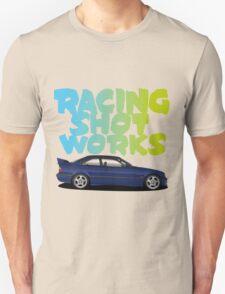 Racing Shot Works collaboration Unisex T-Shirt