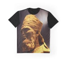 monument figure Graphic T-Shirt