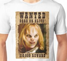 Buffy Darla Wanted 1 Unisex T-Shirt