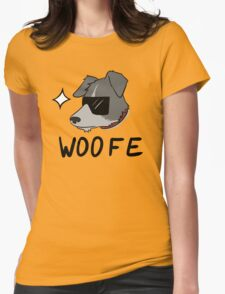 Woofe Womens Fitted T-Shirt