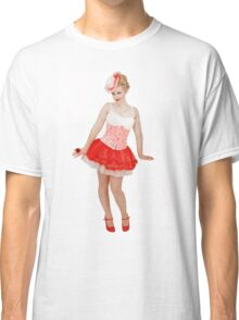 Pixie in Red T-shirt Classic T-Shirt