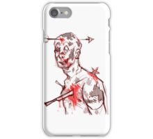 he'll be fine iPhone Case/Skin