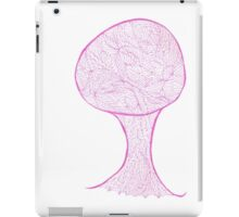 Pink Tree of Life iPad Case/Skin