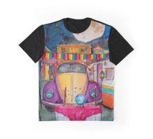 Clarivoyant Bug I Graphic T-Shirt