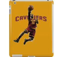 LeBron James Cleveland Cavaliers iPad Case/Skin