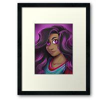 Stevonnie portrait Framed Print