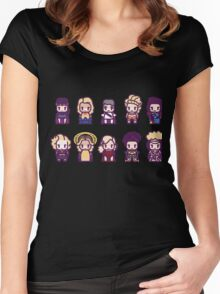 Drag Race All Stars 2 Women's Fitted Scoop T-Shirt