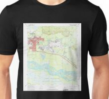 USGS TOPO Map Alaska AK Fairbanks D-2 SE 353576 1966 24000 Unisex T-Shirt