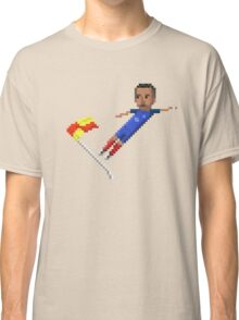 Corner flag flying kick Classic T-Shirt