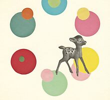 Go Bambi! by Cassia