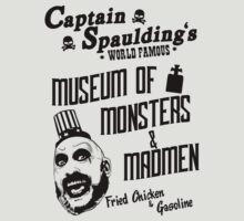 Captain Spaulding's Museum 2 by Buby87