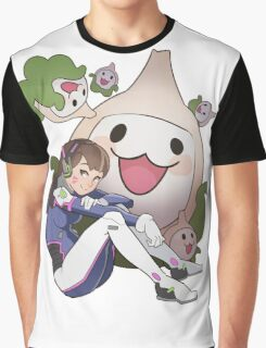 DVA Graphic T-Shirt