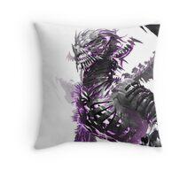 Guild Wars 2 Drake Throw Pillow