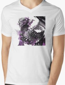 Guild Wars 2 Drake Mens V-Neck T-Shirt