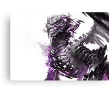Guild Wars 2 Drake Canvas Print